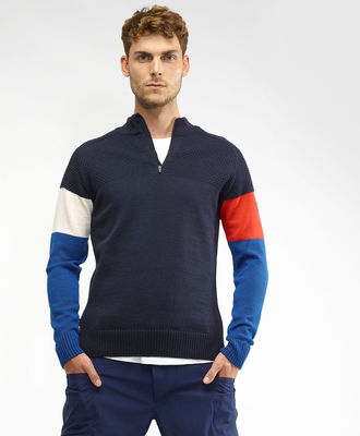 henjl pull impulse navy homme