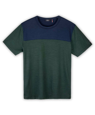 henjl teeshirt perry greenforest homme